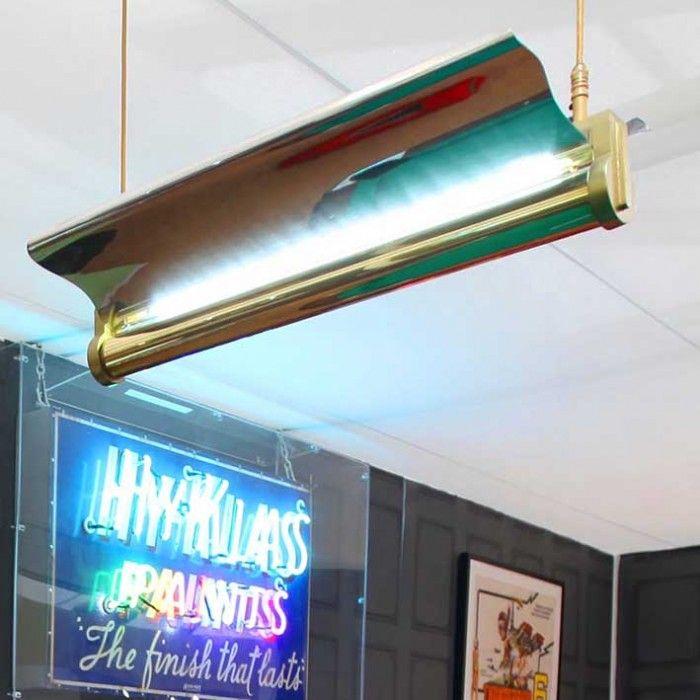 T-Bird pendant lights      A masterpiece of understated art deco elegance