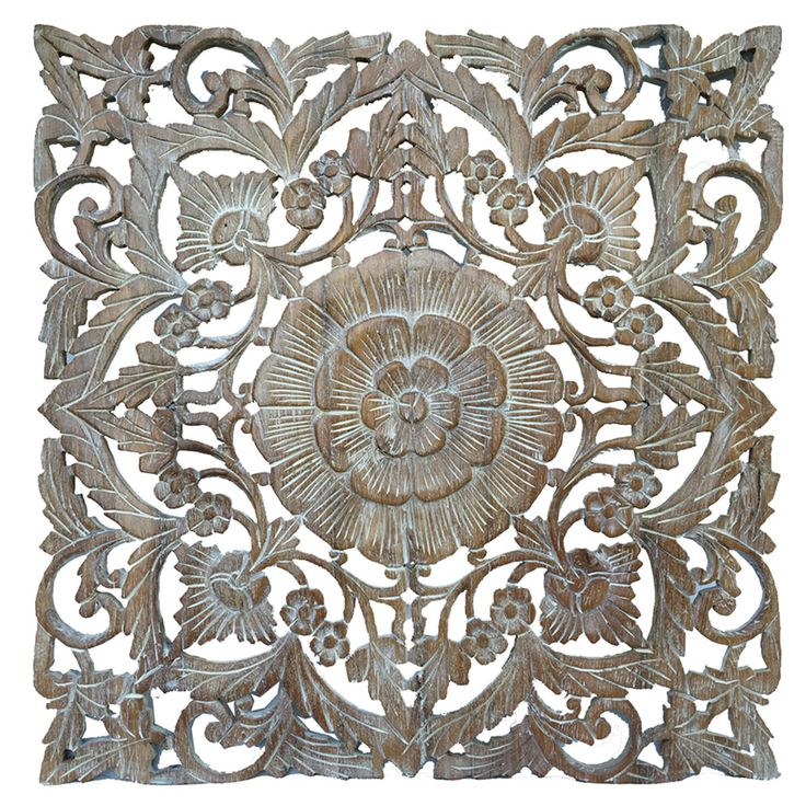 Pier One White Carved Wall Decor : Best carved wood wall art ideas on