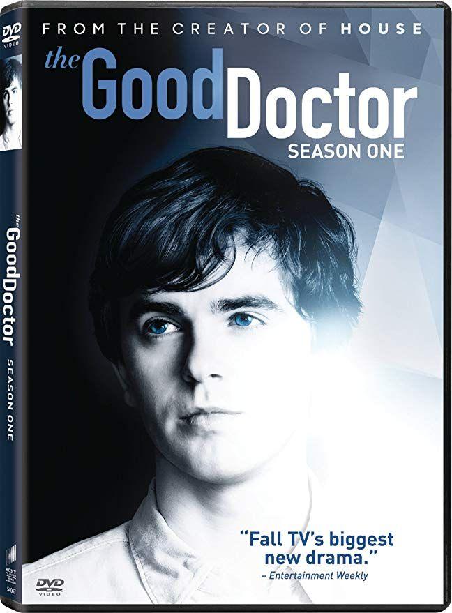 The Good Doctor Season 1 Good Doctor Dvd Release Doctor