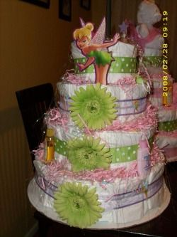 20 Best Ideas About Tinker Bell Cake On Pinterest Kids