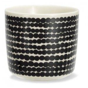 Marimekko - Oiva Cup Spots. 2 dl w-o handle