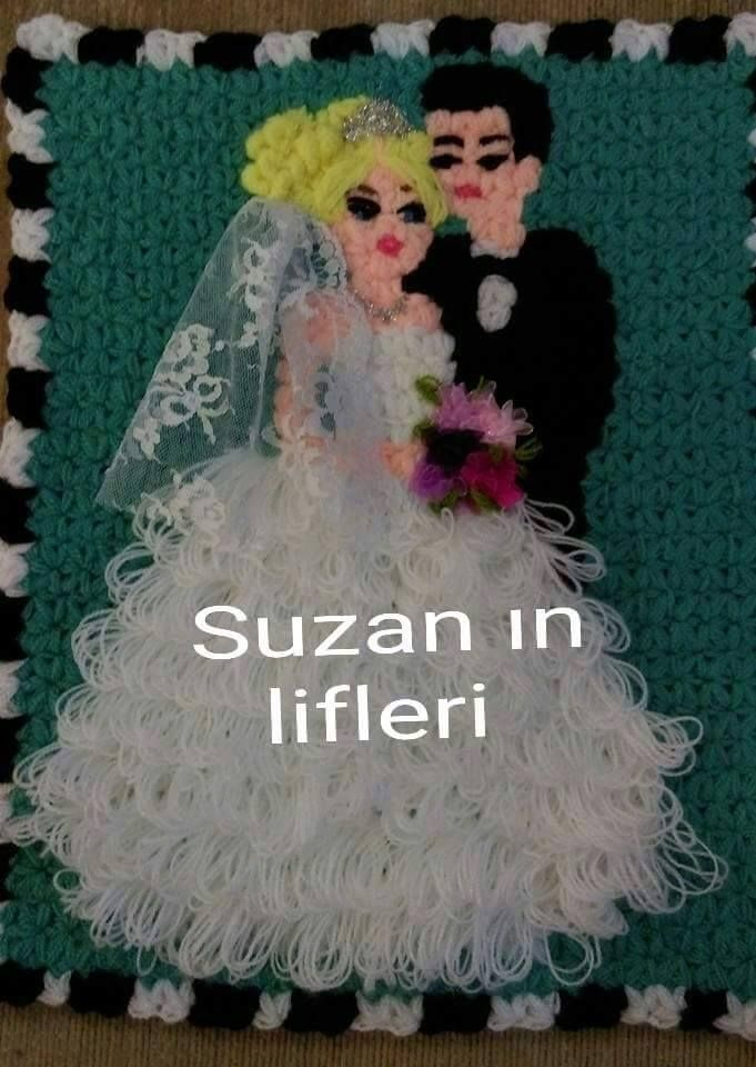 Gelin Damat Lif Modelleri 4 #baby #knit #knitting #handmade #örgü