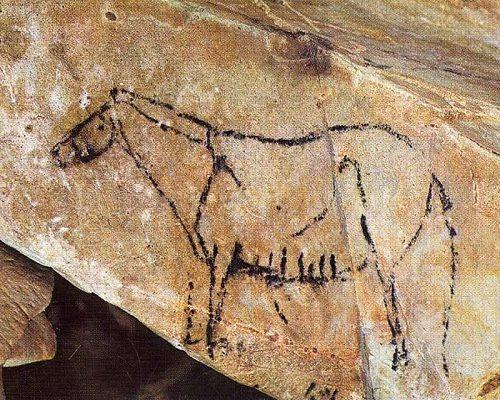 Cueva del Castillo, Cantabria, Spain