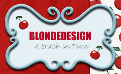 blondedesign- for single colour fabric