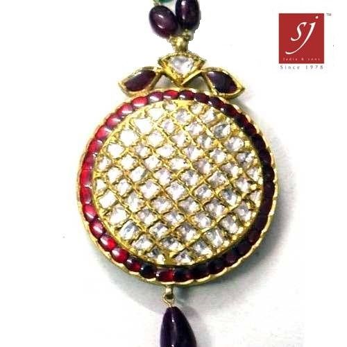 17 Best Images About Kundan Meena Antique Jewelry On