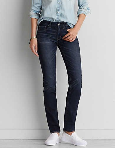 Enjoy women's straight leg jeans in a variety of styles so that you can find the perfect fit. It's undeniable, The best dressed shoppers look to Old Navy for straight leg .