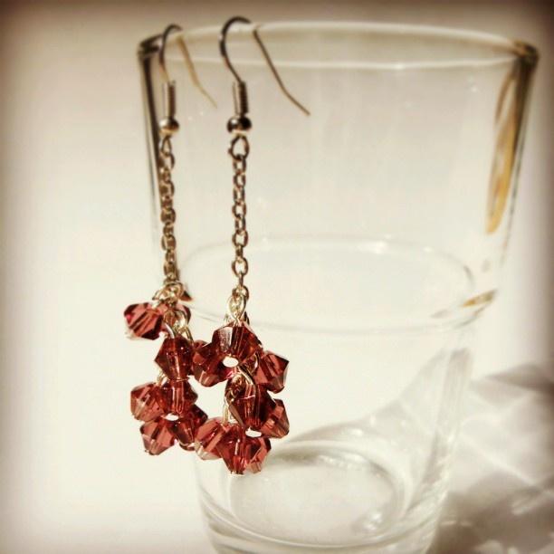 #earrings #handmade #handmadeaccessories #jewelry #summer  (at Szeladon)