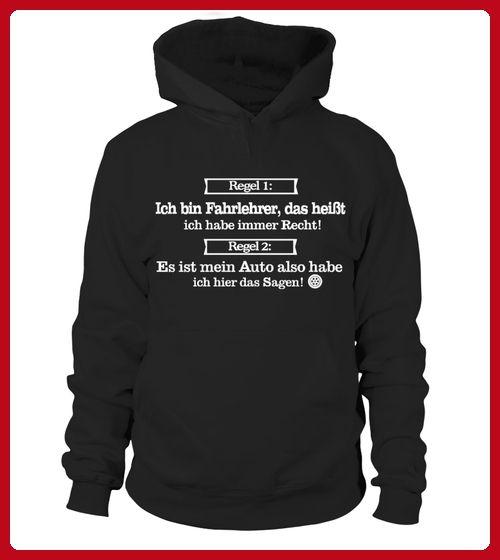 Limitierte Edition Regeln Fahrlehrer - Auto shirts (*Partner-Link)