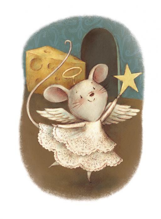 Картинки, открытки мышами
