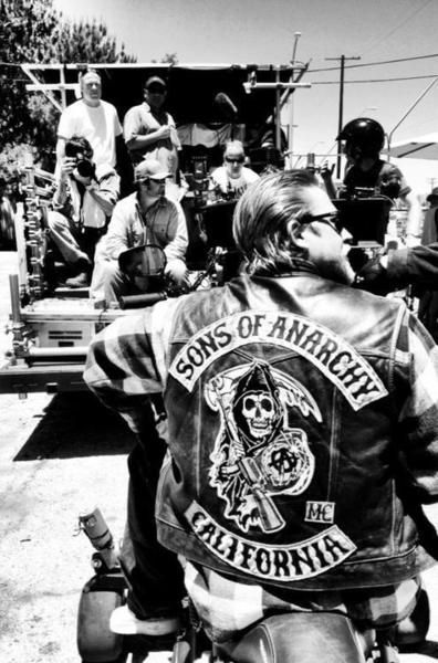 SOA. Hubby bought the seasons 1-5 pack.  We are both completely hooked. Awesome plot and cast!