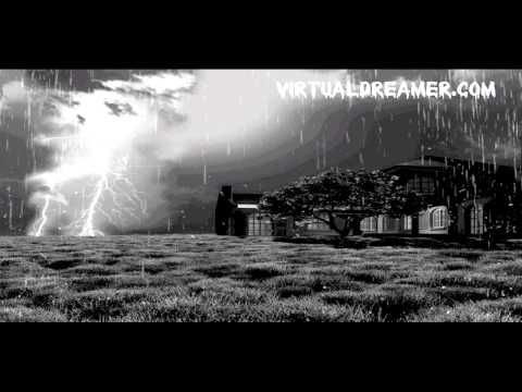 Someone requested a thunderstorm / raining sound with a more haunting feel. Something dark... and stormy. I thought, why not? and came up with this strong thunderstorm with a few surprises along the way. Background nature sound effects (wind, wolves, owls, etc.) combine with the thunder and rain to set the mood in this 2 hour long virtual th...