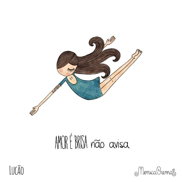 Amor é Brisa | Mônica Crema