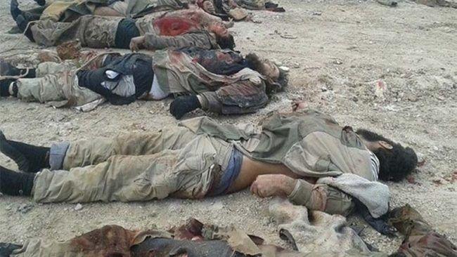 Bomber Rusia hancurkan ISIS Suriah