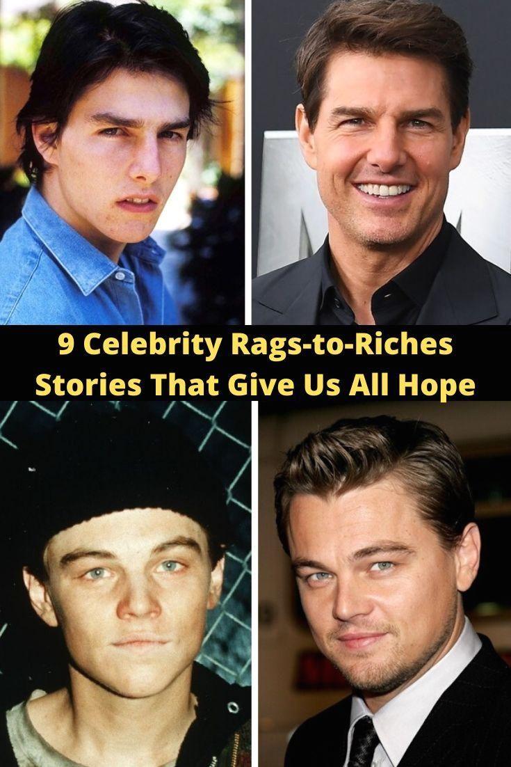 Celebrity ragstoriches 9 celebrity ragstoriches