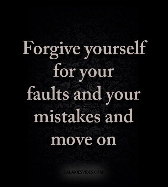 Forgive Yourself Quotes: Best 25+ Forgive Yourself Quotes Ideas On Pinterest