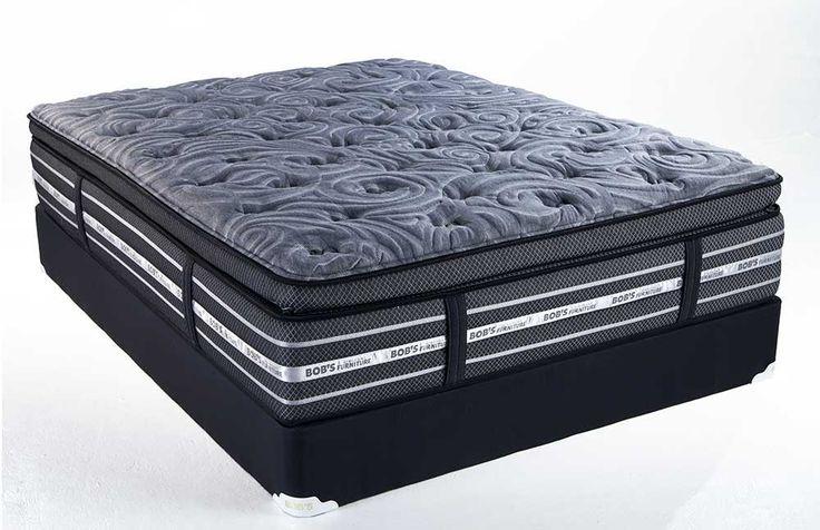 Black Label Gel Mattress Set | Mattress Sets | Mattresses Etc | Bob's Discount Furniture