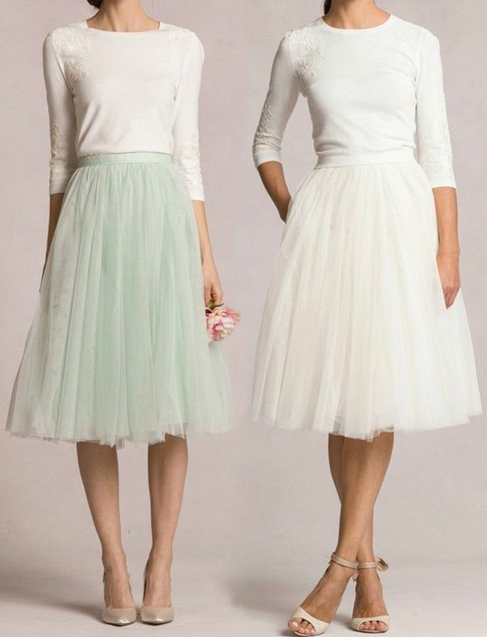 105 amazing ideas for a white dress!