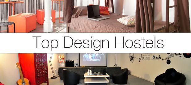 15 best top design hostels worldwide images on pinterest for Hostel design