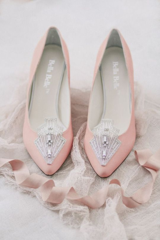 pink wedding shoes for bride mademoiselle shoes wedding 6610