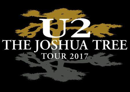 U2 > News > The Joshua Tree Tour 2017. June 28th at MetLife Stadium.
