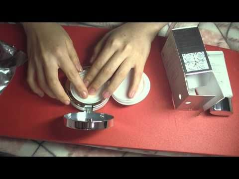 ▶ DIY cushion make up with MISSHA air fit magic cushoin case - YouTube