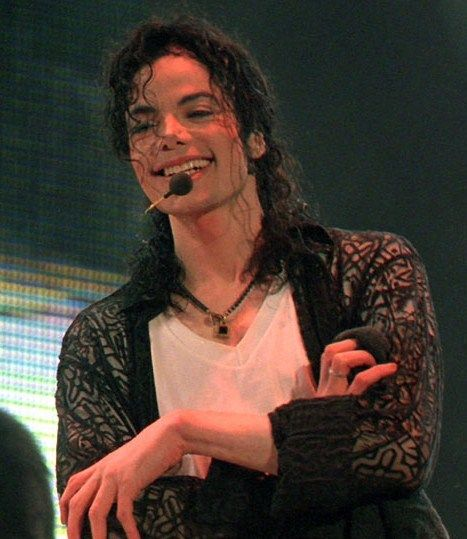 Even though I wasn't there physically MJ, I'll Be there forever since you'll always be in my heart <3
