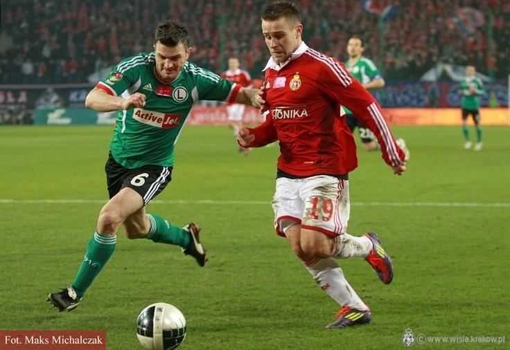 Ekstraklasa, 30.03.2012, 20:30, Stadion Miejski im. Henryka Reymana in Kraków, Wisła Kraków - Legia Warszawa 0:0