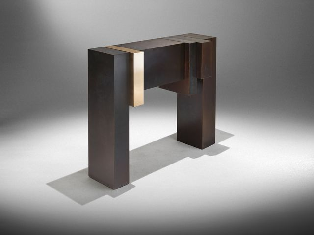 2014   Art Basel Miami / Design   Nucleo, U0027Bronze Age Consolle 01,.  Furniture DesignResin FurnitureLuxury FurnitureHome FurnitureFurniture Ideas Product ...