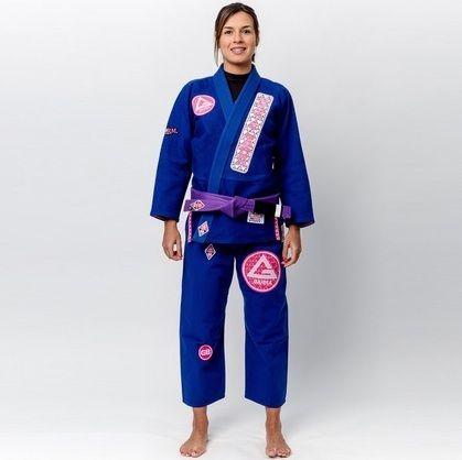 GB 'Pro Pink' - Gi (Blue)