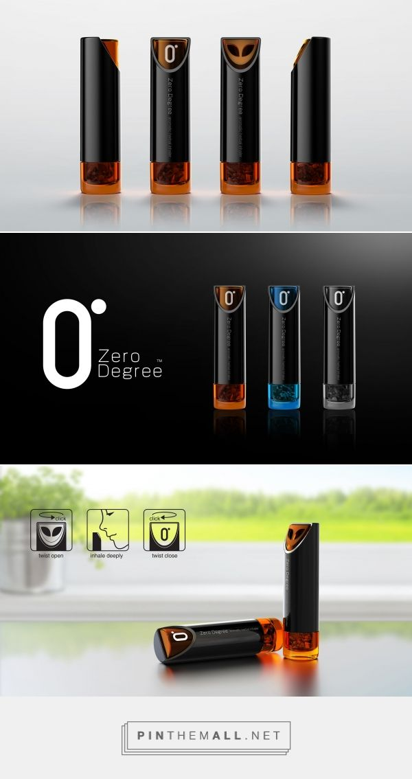 0° ZERO DEGREE™ / Aromatic Herbal Inhaler