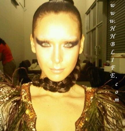 Finest Natalie Glebova Naked Gif