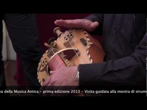 ▶ STORIA STRUMENTI ANTICHI - 3 La Ghironda - YouTube
