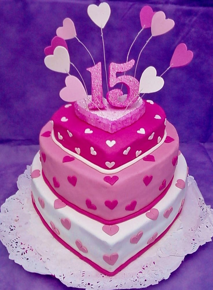1000 Images About Tortas Para Mis 15 On Pinterest Sweet