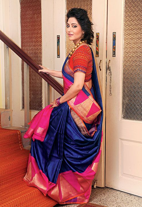 THE PUJA LOOK