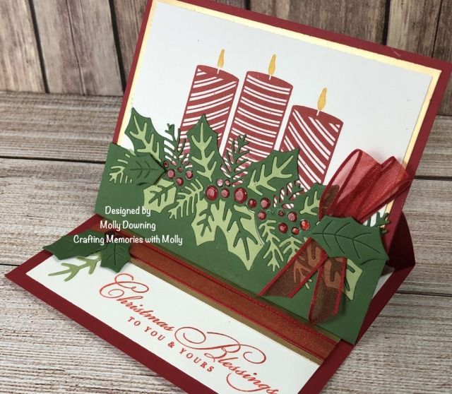2020 Wow Christmas Card WOW Team Holiday Card Swap 2020   Create Something Beautiful! in
