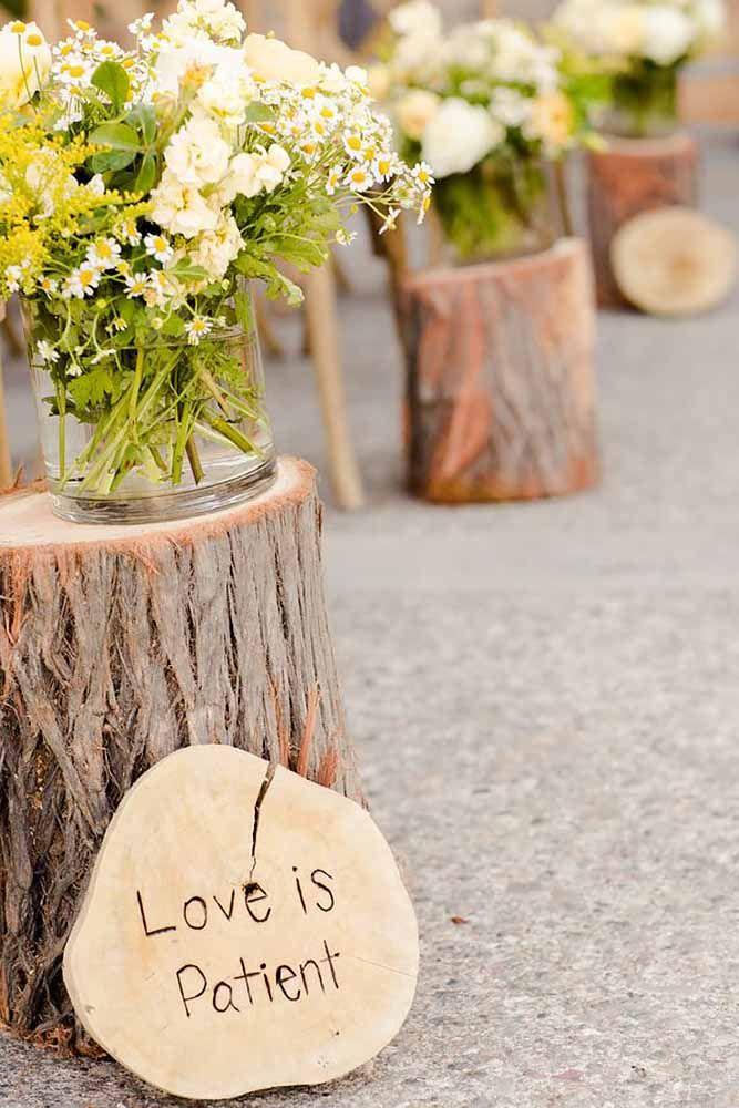 33 Perfect Rustic Wedding Ideas