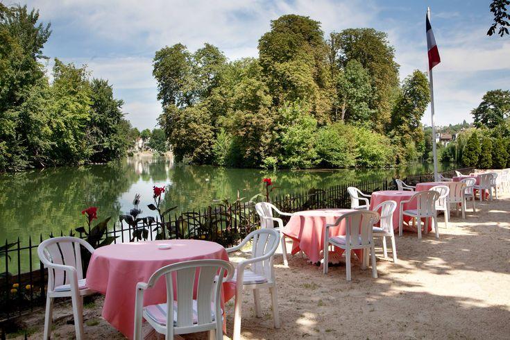 -> Déjeuner en terrasse bord de Marne - Restaurant Val de Marne