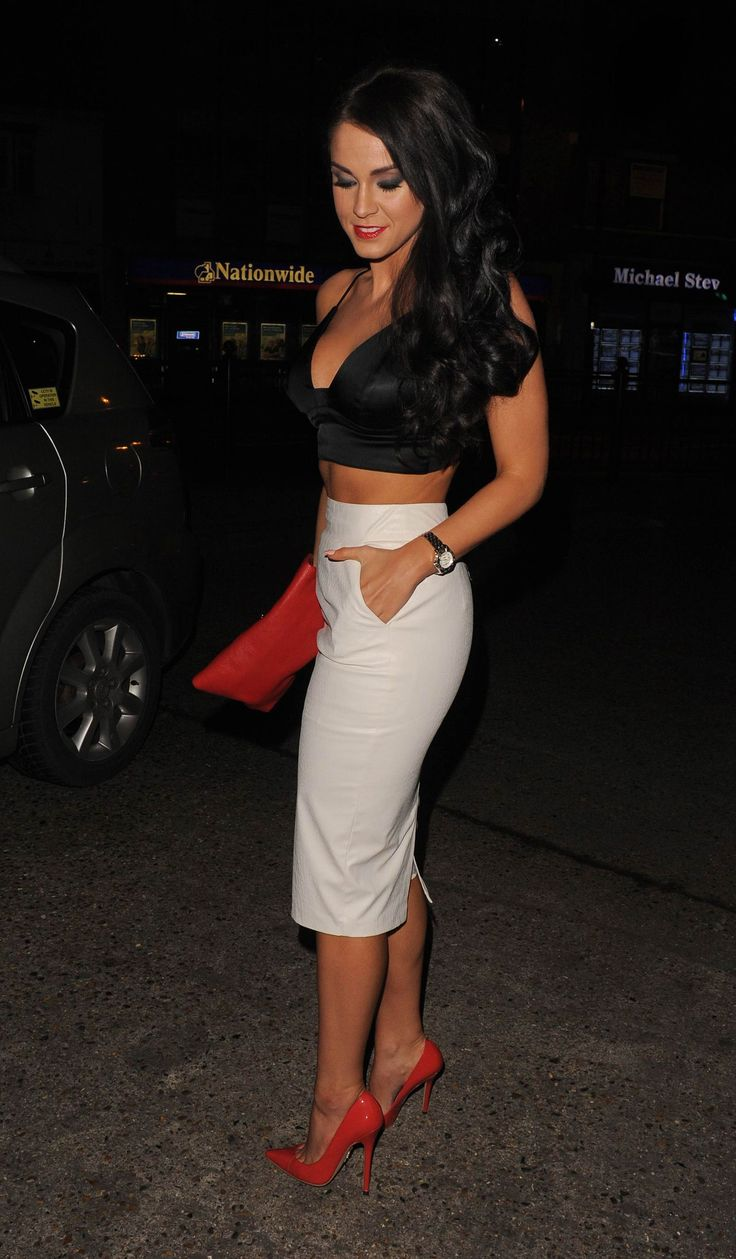 Vicky Pattison, Jasmin Walia & Farah Sattaur at LuXe Club