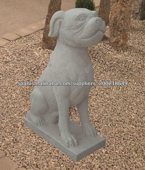 Estatua de piedra de granito perro-Estatua-Identificación del producto:300000136527-spanish.alibaba.com