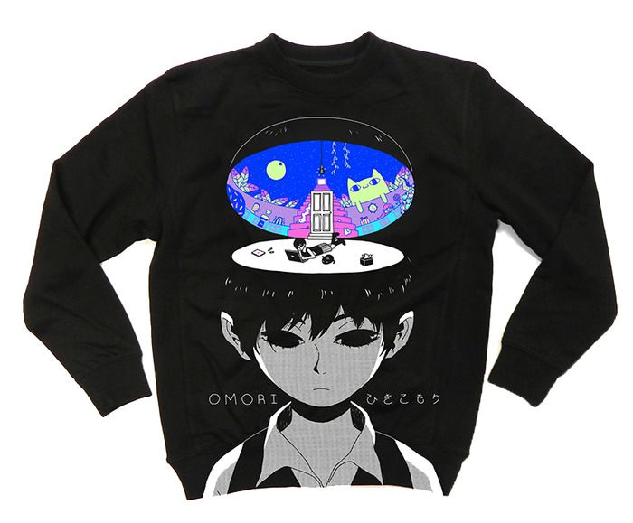 GODS I WANT EVERY SINGLE CLOTHING ITEM FROM OMOCAT THESE CLOTHES ARE MY AESTHETIC. OMORI by OMOCAT — Kickstarter