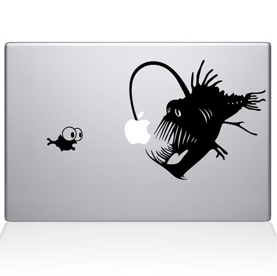Finding Nemo Disney Macbook Decal Laptop Sticker By