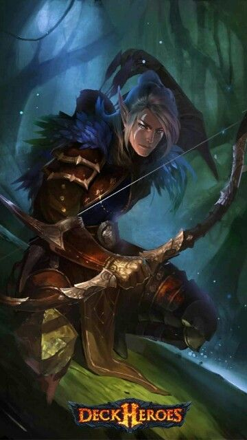 Faen Hunter - Deck Heroes