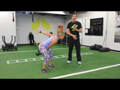 How to Coach: Kettlebell Snatch - YouTube