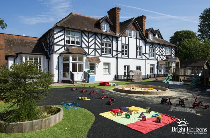 #Wimbledon House #Nursery and #Preschool is in a great location and is close to all transport links into Central #London. Children in our nursery are prepared to transition to school through our unique Ready for School Programme which includes our bespoke Growing Readers, Writers and Mathematicians programmes. We offer extracurricular activities including Mr Ed the Music Man for under 2's and Sporty Champs which includes Tennis, Rugby and Football for our 2-5-year-olds. #garden #childcare