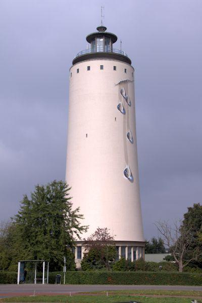 Watertoren Oostburg (nieuwe watertoren)