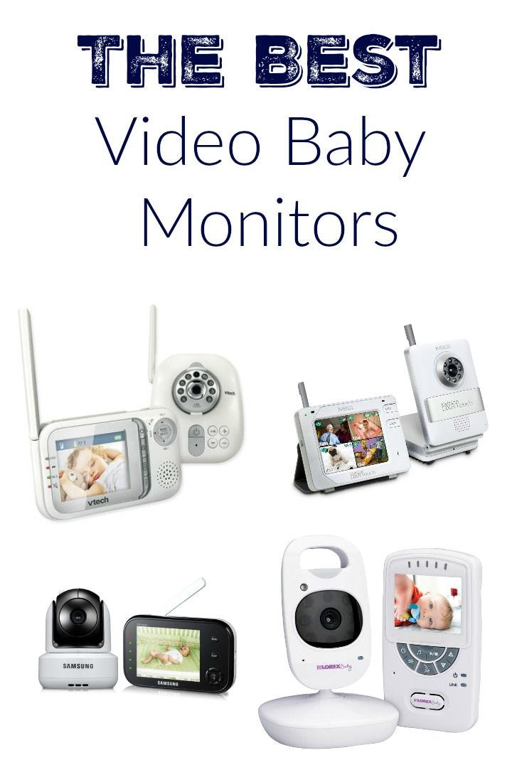Looking for the best video baby monitors so you can keep an eye on your precious bundle from anywhere in the house? Check out our top picks!