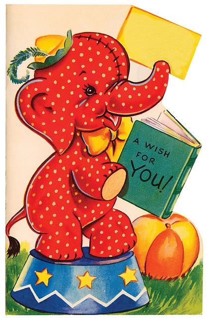 valentine box elephant