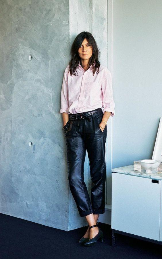 Французский стиль: Эммануэль Альт - Стильные заметки, блог о стиле и моде
