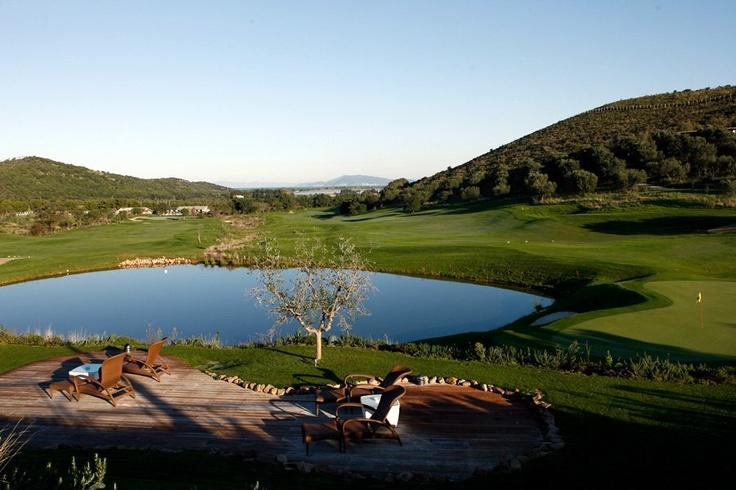 #Golf Club #Argentario