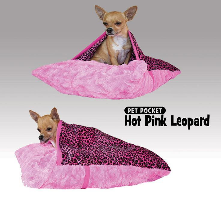 Pet Pockets Faux Fur Pillow Cover Velvety Soft Sham Small Dog Bedding